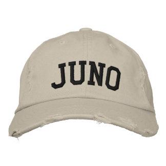 Juno bordó el gorra gorra de béisbol