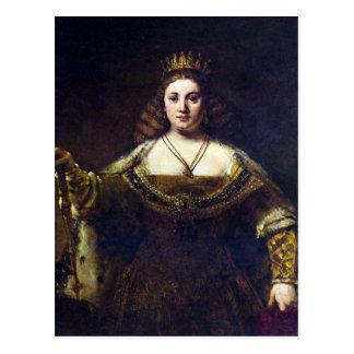 Juno de Rembrandt Harmenszoon van Rijn Postales