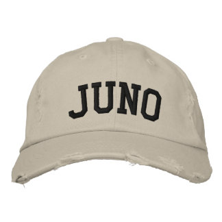 Juno Embroidered Hat
