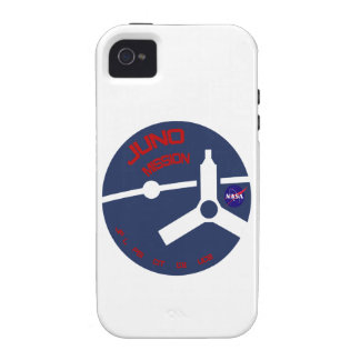 JUNO Mission To Jupiter Vibe iPhone 4 Covers