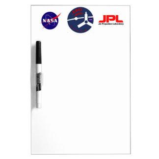JUNO:  Mission To Jupiter Dry Erase Board