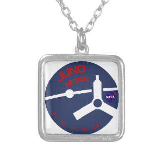 JUNO Mission To Jupiter Personalized Necklace