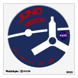 JUNO:  Mission To Jupiter Room Sticker