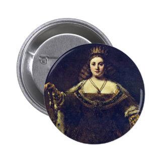 Juno. Por Rembrandt Van Rijn (la mejor calidad) Pin