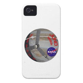 Juno Program Logo iPhone 4 Cover