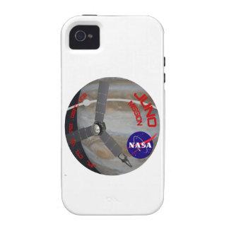 Juno Program Logo Vibe iPhone 4 Cases