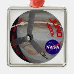 Juno: Program Logo Metal Ornament