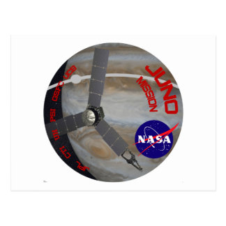 Juno: Program Logo Postcard