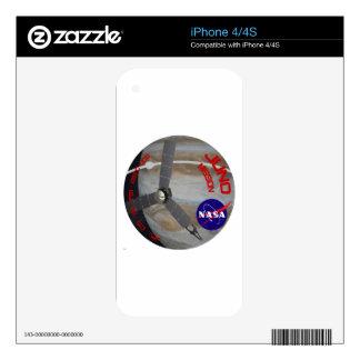 Juno: Program Logo Skin For The iPhone 4