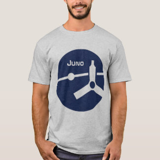 Juno space probe mission patch T-Shirt