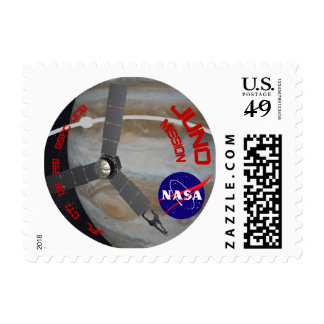 Juno: To the Jovian System Postage