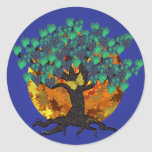 Juno's Night Sticker