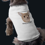 """Juno&#39;s Place Dog T-shirt<br><div class=""""desc"""">Now your furry friend can sport his or her own Juno T-shirt</div>"""