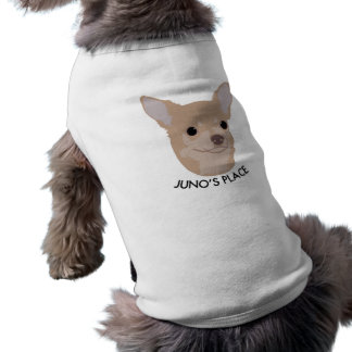 Juno's Place Dog T-shirt