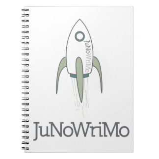 JuNoWriMo Rocket Notebook