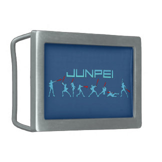 Junpei - Home Run! Belt Buckle