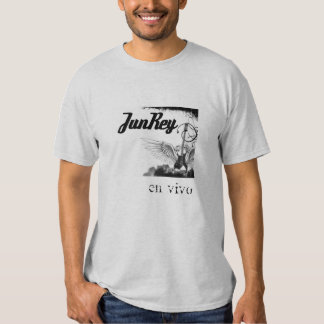 JunRey  En Vivo T-Shirt