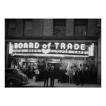 Junta de comercio de la mota, los años 30 posters