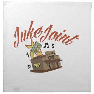 Junta de Juke Servilletas