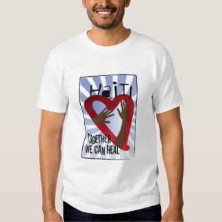 Junta podemos curar - la ayuda Haití Poleras
