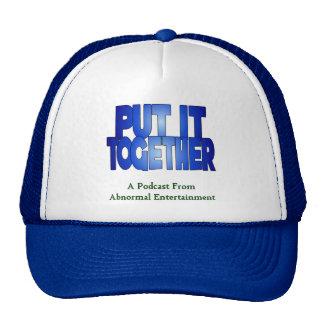Juntado le gorras