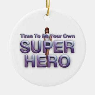 JUNTE CON TE para poseer al super héroe Ornatos