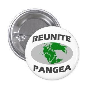 Júntese Pangea Pin Redondo De 1 Pulgada