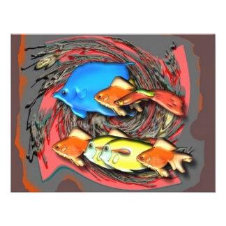 Junto fish2 invitacion personal
