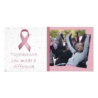 Juntos podemos hacer una tarjeta de la foto de la  tarjeta fotográfica personalizada