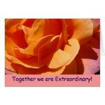 ¡Juntos somos extraordinarios! Tarjetas excepciona