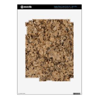 Juparana Decorative Stone - Classic Beauty Skins For iPad 3