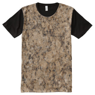Juparana Stone Pattern Background - Classic Beauty All-Over-Print Shirt
