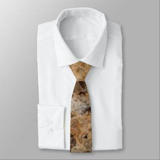 Juparana Stone Pattern Background - Classic Beauty Necktie