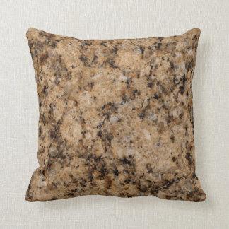 Juparana Stone Pattern Background - Classic Beauty Pillow