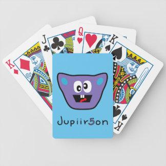 Jupiir5on smile deck of cards barajas de cartas