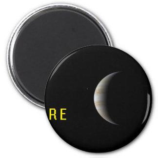 Jupiter 1 fridge magnet