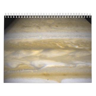 Júpiter - 25 de marzo de 2007 calendarios de pared