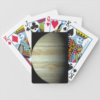 Júpiter 2 baraja de cartas bicycle