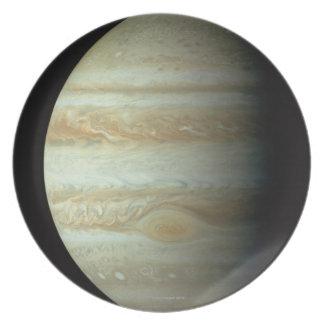 Jupiter 2 party plates