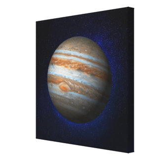 Jupiter 3 canvas print