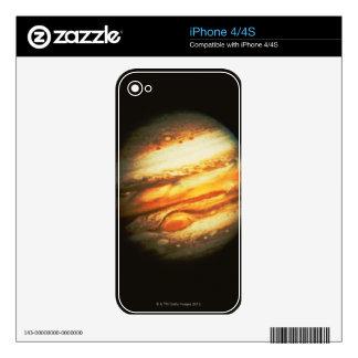 Jupiter 3 skin for the iPhone 4
