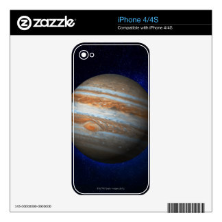 Jupiter 4 decals for iPhone 4S