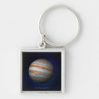 Jupiter 4 keychain