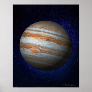 Júpiter 4 impresiones
