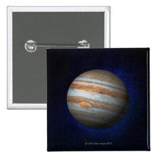 Jupiter 4 pinback button