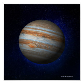 Jupiter 4 poster