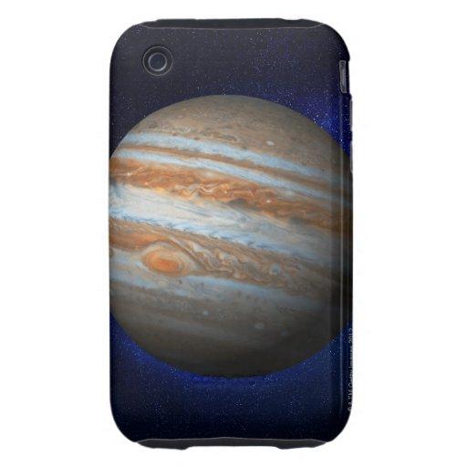 Júpiter 4 tough iPhone 3 cárcasa