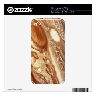 Jupiter 5 skin for iPhone 4S