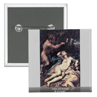 Jupiter And Antiope By Correggio Pins