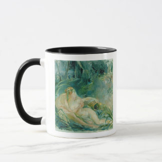 Jupiter and Callisto, after a painting by Boucher Mug